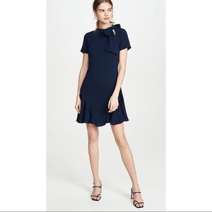 Shoshanna Bosher Dress in Navy